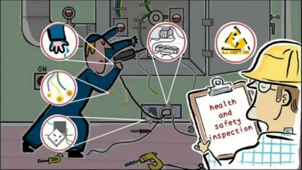 Nguyên nhân xảy ra các tai nạn điện