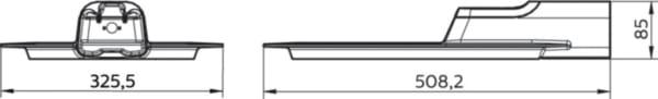 BRP130 LED140/NW 140W 220-240V DM GM - 911401636104