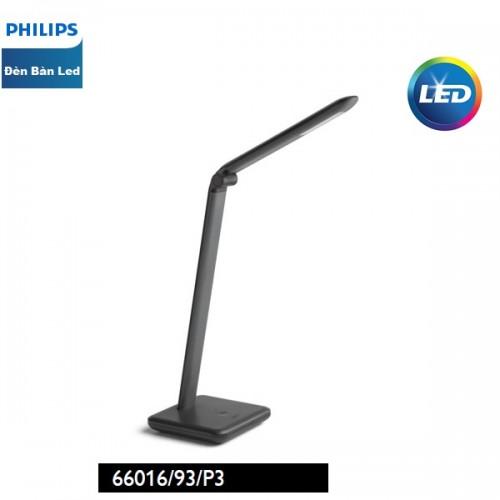 Đèn bàn LED 66016 Jabiru table lamp LED black 1x4.5W - 915005635401