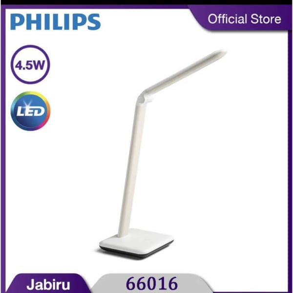 Đèn bàn LED 66016 Jabiru table lamp LED white 1x4.5W - 915005635301