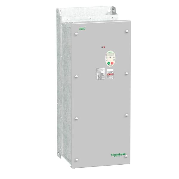 Biến tần Schneider ATV212WU22N4 - 2,2KW 3HP 480V TRI CEM IP54 variable speed drives