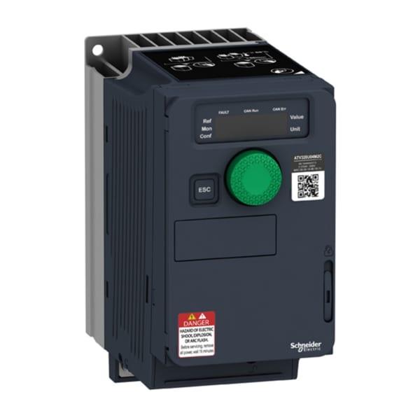 Biến tần Schneider ATV320U02M2C - 0,18KW 200V 1PH COMPACT CONTROL