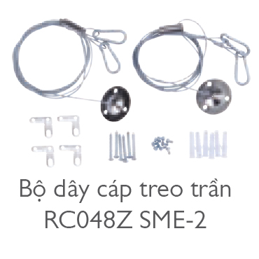 Bộ dây cáp treo trần RC048Z SME-2 - 911401824680
