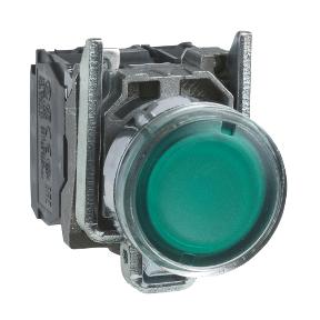 Nút nhấn có đèn XB4BW33B5