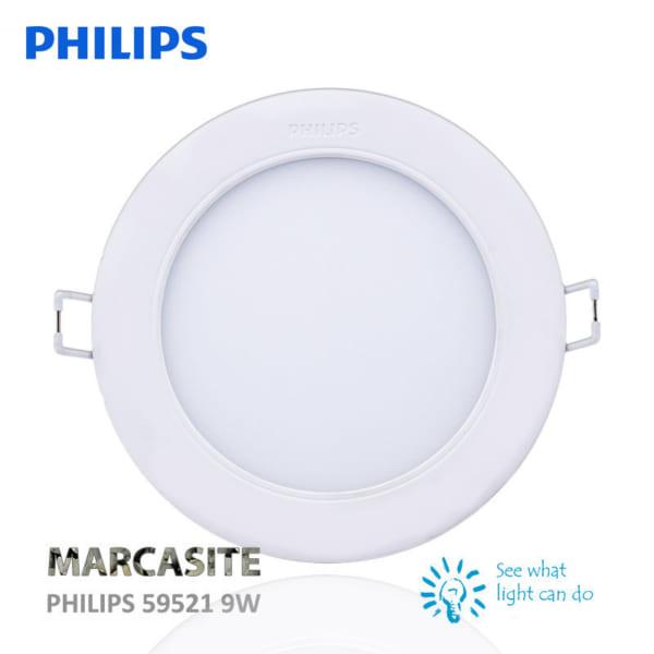 Đèn LED âm trần Philips 59521 - 9W - 915005379401