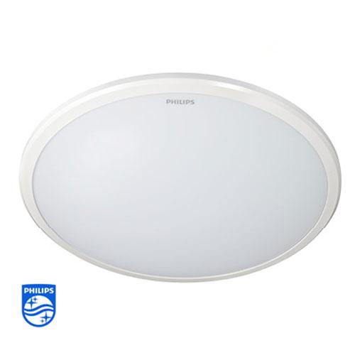 Đèn LED lắp nổi 31825 Twirly 65K LED WHT 17W - 915005287101