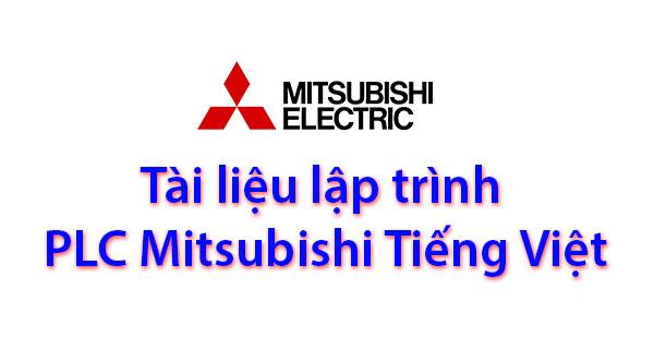 Tài liệu lập trình PLC Mitsubishi Tiếng Việt