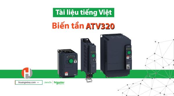Tài liệu cài đặt biến tần Schneider ATV320
