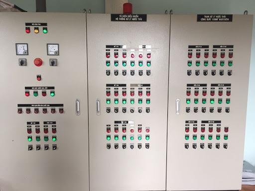 Tủ điện điều khiển trung tâm