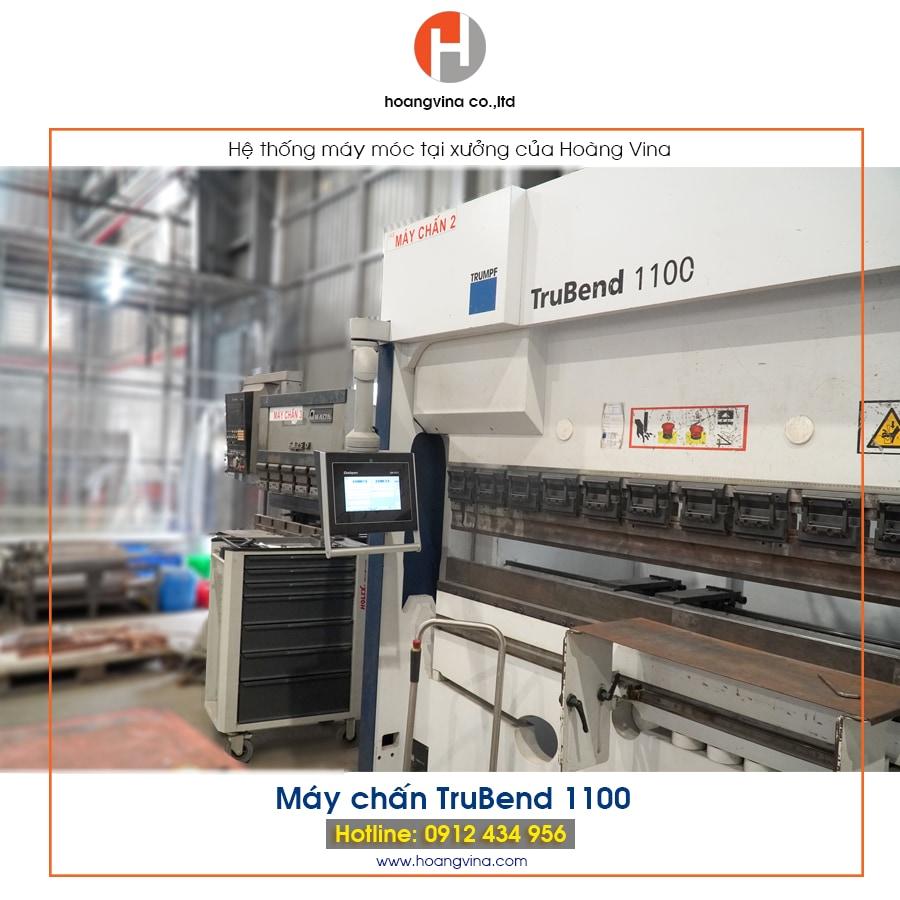 Hoàng Vina - Công ty sản xuất tủ điện