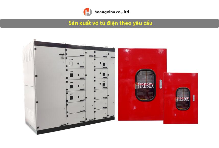 Vỏ tủ điện đặc biệt-PCCC