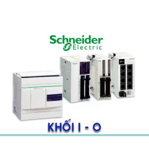 Khối I-O - Schneider