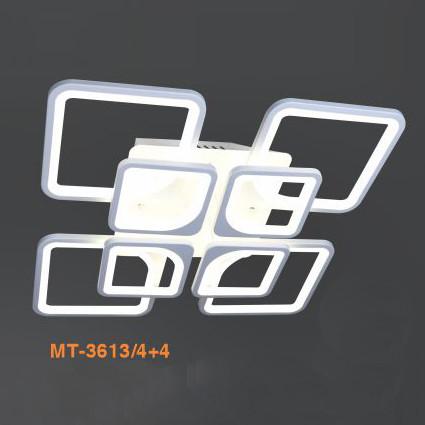 HPL Đèn Ốp trần MT-3613/4+4, phi 600xH120