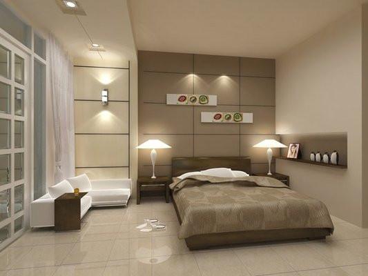 Đèn phòng ngủ đẹp hiện đại 2021