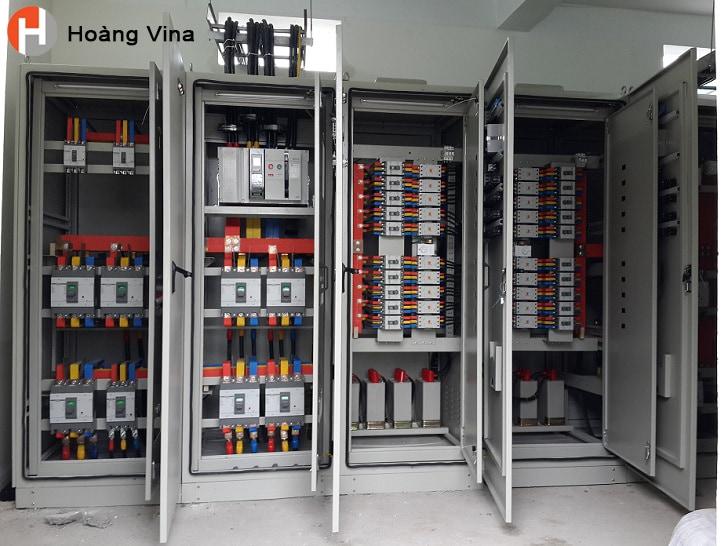 Vật tư thiết bị điện công nghiệp
